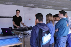 TALLER DE DJ - Espai Jove Les Basses