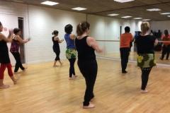 Dansa Africana - Espai Jove Les Basses
