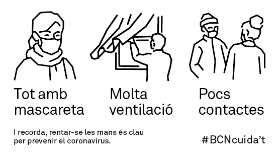 #BCNcuida't