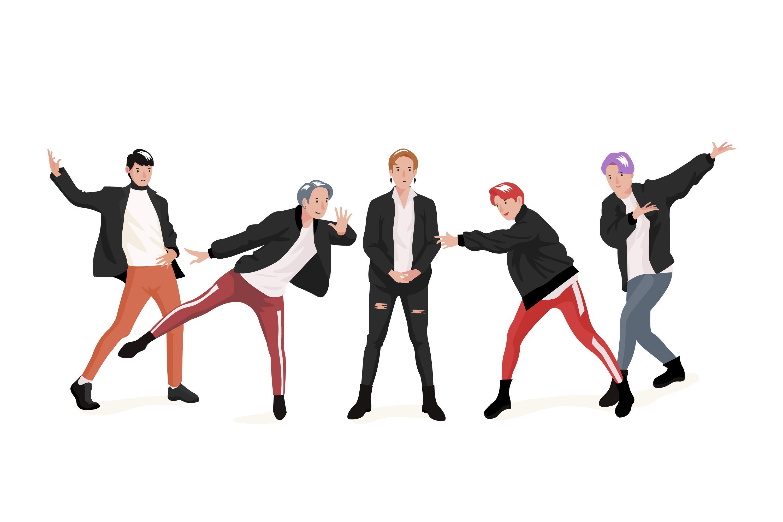 K-Pop - (De 12 a 18 anys)