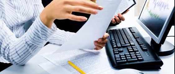 administrativa amb facturació